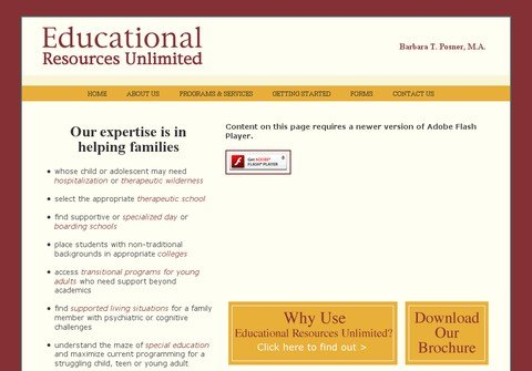 educationalresourcesunlimited.com thumbnail