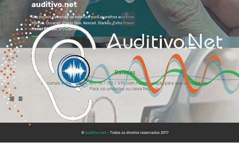 auditivo.net thumbnail