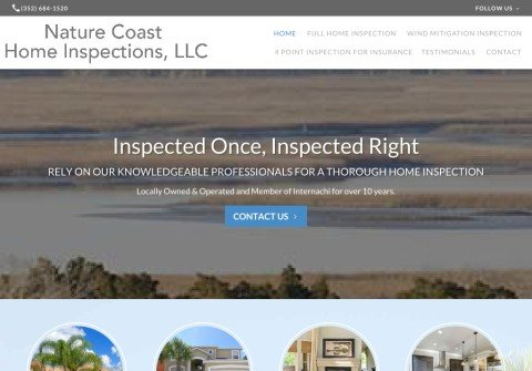 naturecoasthomeinspections.com thumbnail