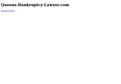 queens-bankruptcy-lawyer.com thumbnail