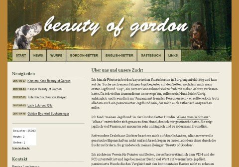 beauty-of-gordon.com thumbnail