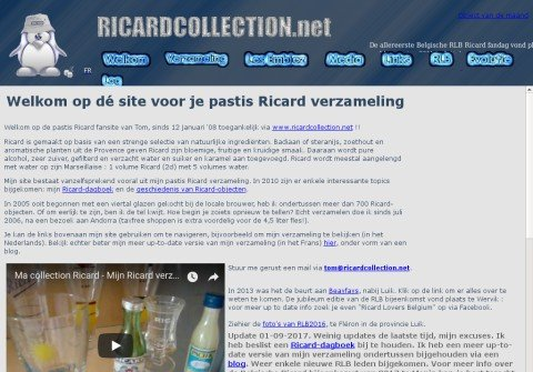 ricardcollection.net thumbnail