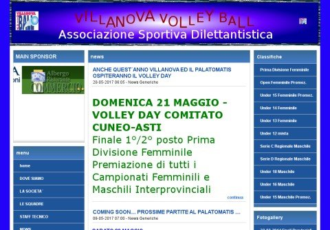 villanovavolley.net thumbnail