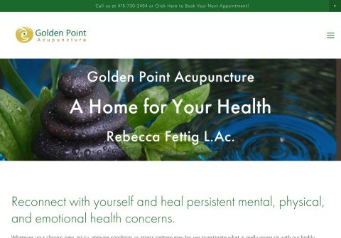 goldenpointacupuncture.com thumbnail
