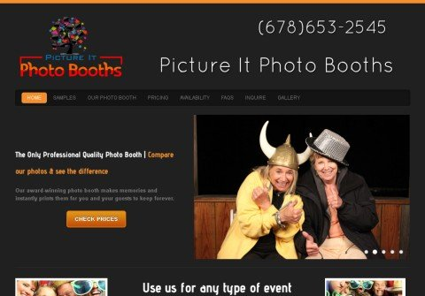 pictureitphotobooths.com thumbnail