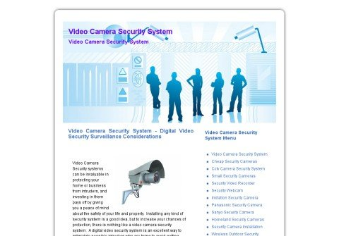 video-camera-security-system.com thumbnail