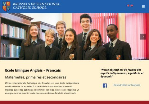 internationalcatholicschool.com thumbnail
