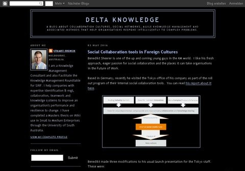 deltaknowledge.net thumbnail