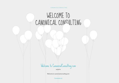 canonicalconsulting.com thumbnail