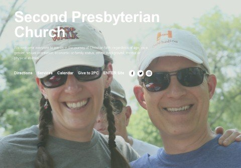 secondpresbyterian.net thumbnail