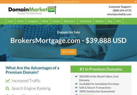 brokersmortgage.com thumbnail