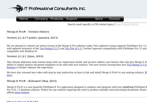 itprofessionalconsultants.net thumbnail