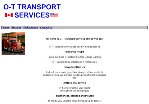 ottransport.com thumbnail