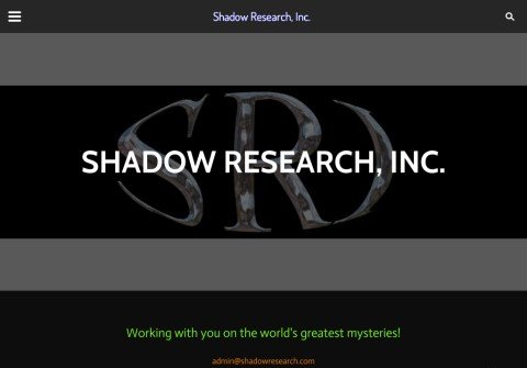 shadowresearch.com thumbnail