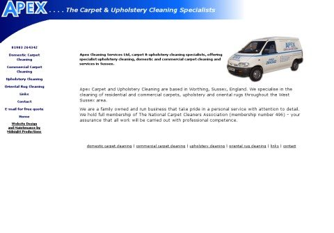 apexcarpetcleaning.com thumbnail
