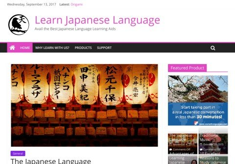 learn-japanese-language-software.com thumbnail