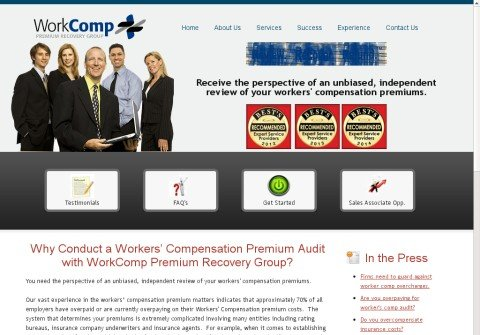 workcompaudit.net thumbnail