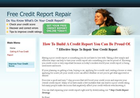 freecreditreportrepair.com thumbnail