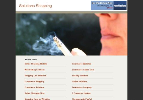 solutionsshopping.com thumbnail