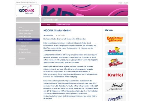 kiddinx-studios.com thumbnail