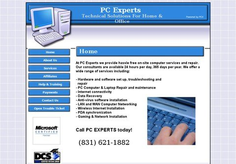 pc-experts.net thumbnail