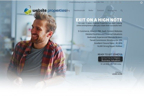 websiteproperties.com thumbnail