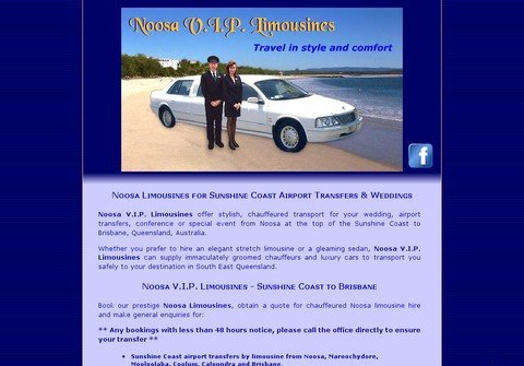 sunshinecoastlimousines.com thumbnail