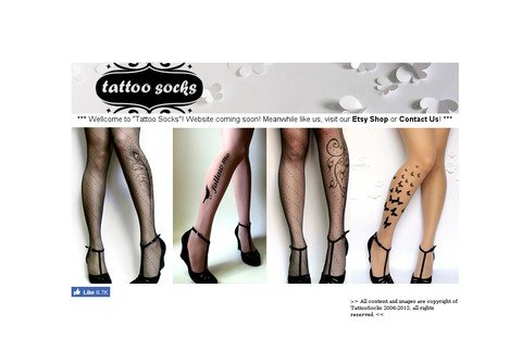 tattoosocks.com thumbnail