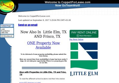 coppellforlease.com thumbnail