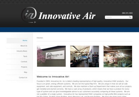 innovativeairinc.com thumbnail