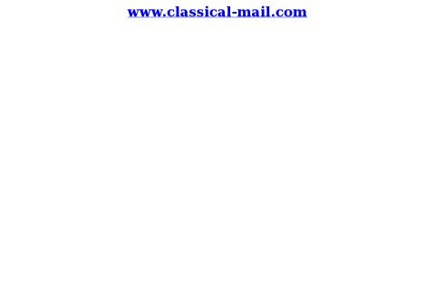 classical-mail.com thumbnail