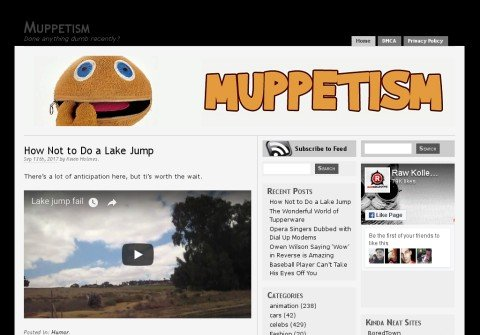 muppetism.com thumbnail