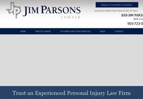jimparsons-law.com thumbnail