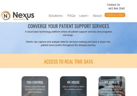 nexusinformatics.com thumbnail