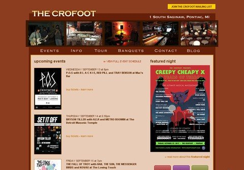 thecrofoot.com thumbnail