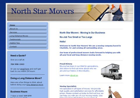 north-star-movers.com thumbnail