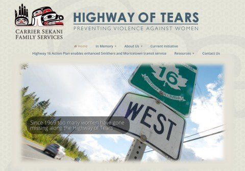 highwayoftears.com thumbnail