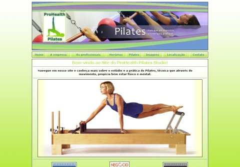prohealthpilates.com thumbnail