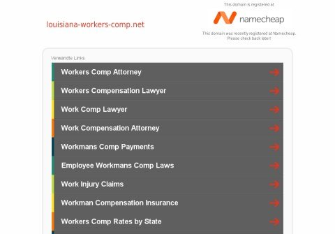 louisiana-workers-comp.net thumbnail