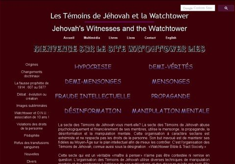 watchtowerlies.com thumbnail