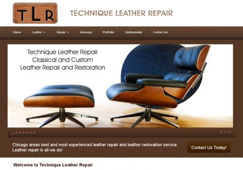 technique-leather-repair.com thumbnail