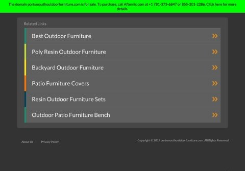 portsmouthoutdoorfurniture.com thumbnail
