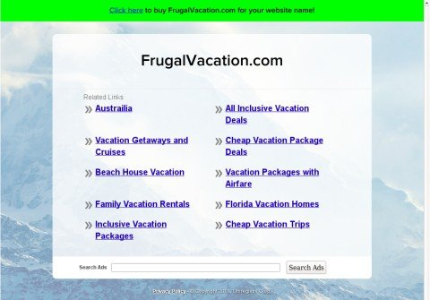 frugalvacation.com thumbnail