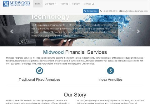 midwoodfinancial.com thumbnail