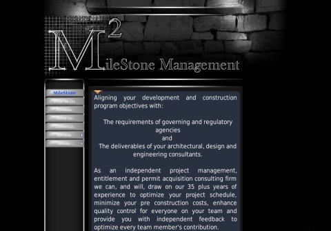 milestonemanagement.net thumbnail
