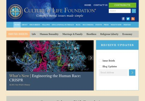 culture-of-life.net thumbnail
