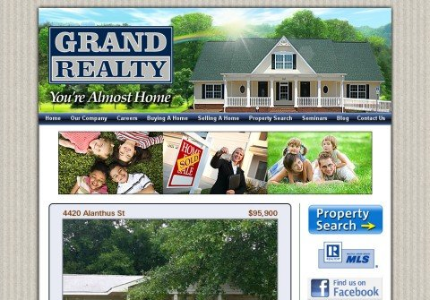 grandrealty.net thumbnail