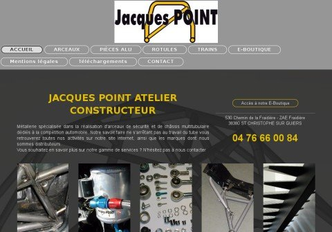 jacques-point.com thumbnail