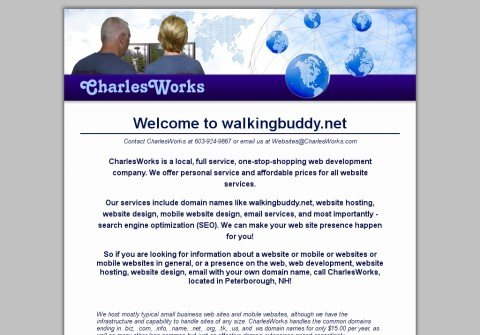 walkingbuddy.net thumbnail
