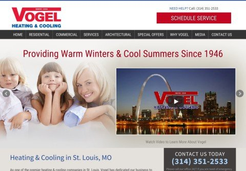 vogelcooling.net thumbnail